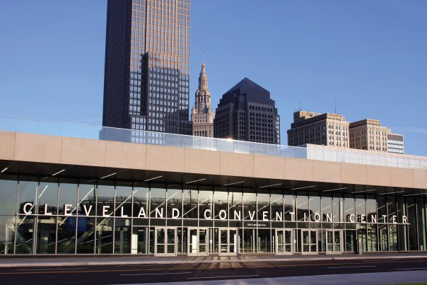 Cleveland's new convention center