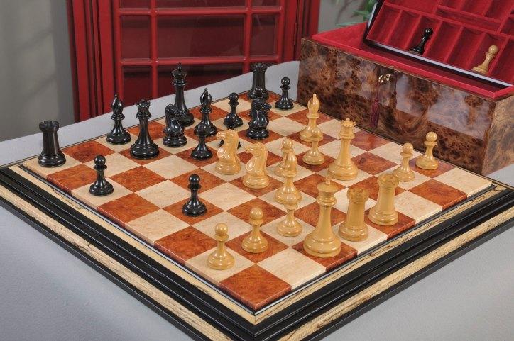 House of Staunton Chess Set