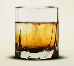 Women who drink whiskey