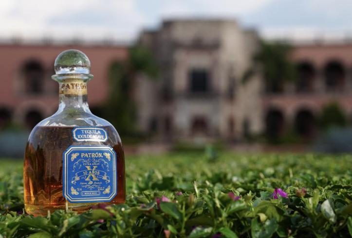 Fans looking forward to the Patrón Añejo 10 Años have waited 10 long years to get their hands on a bottle. Photo courtesy of Patrón