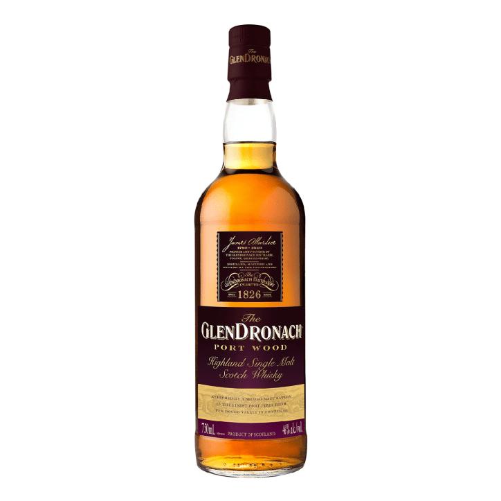 GlenDronach Port Wood Highland Single Malt Whisky