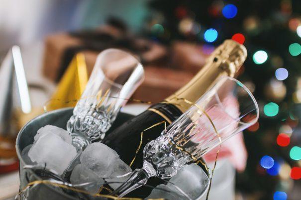 Holiday Wine and Spirits List