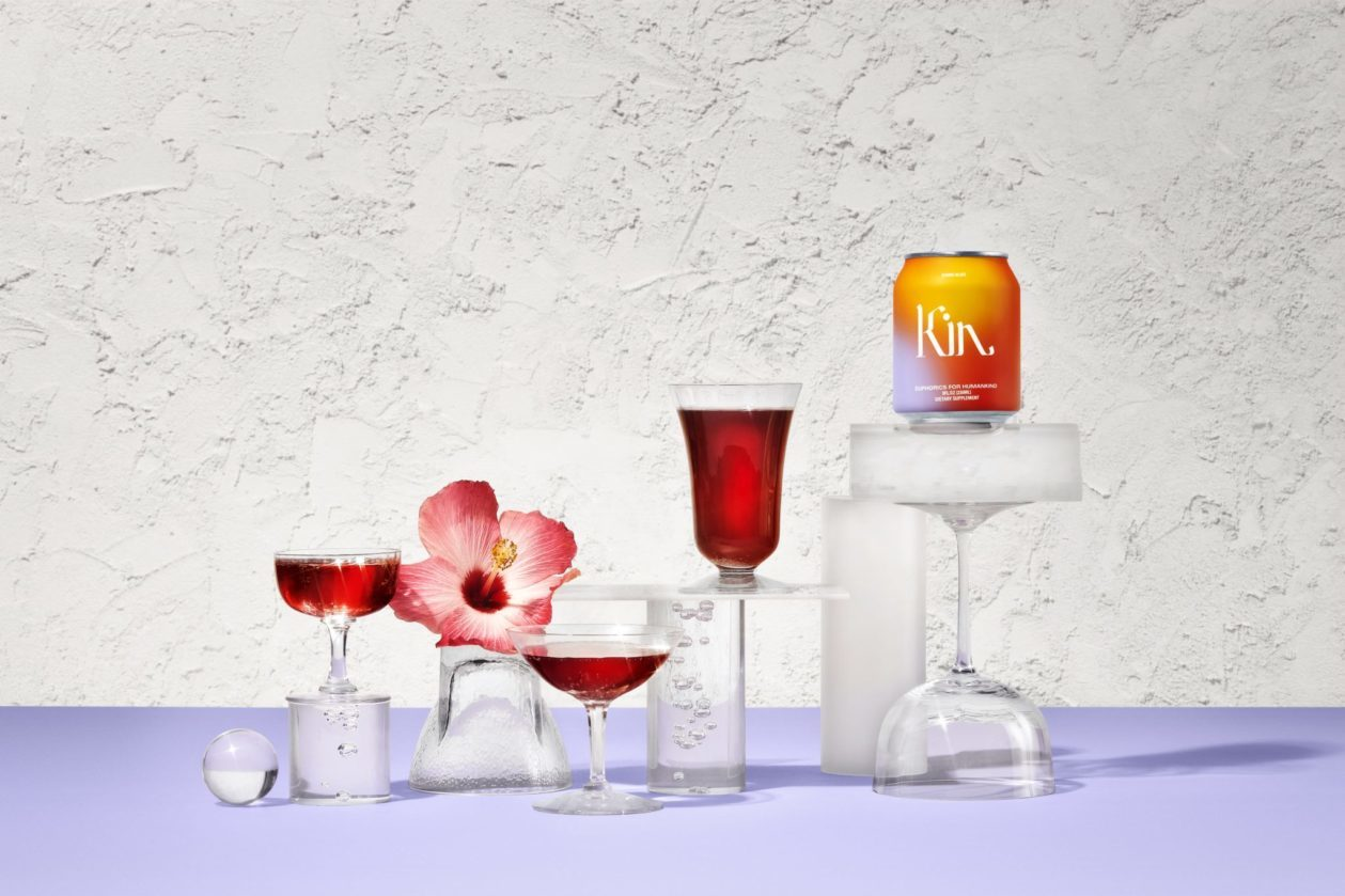 Why Kin Euphorics' Founder Wanted to Make a New Kind of Drink - Worth