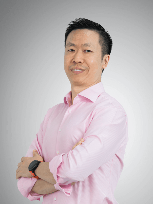 Andy Tian is the CEO of AIG, the parent company of Lamour, the fastest-growing dating app in Asia.