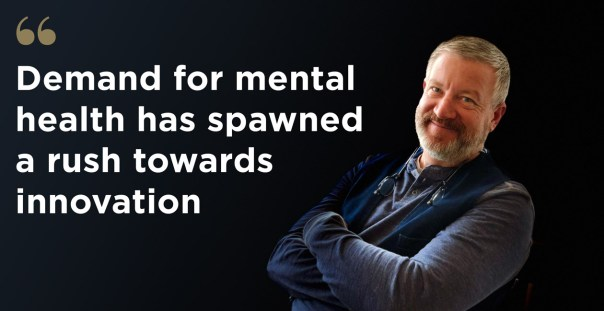 Robert Waggener is one of the nation's most vocal advocates for more resources for mental health and substance use. Photo courtesy of Promises Behavioral Health