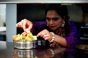 Chopped's Maneet Chauhan on the Transition From Chef to Entrepreneur