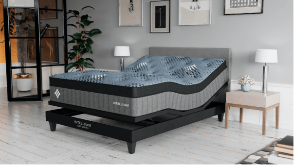 INTELLIbed technology was originally commissioned by NASA to figure out how to get astronauts to sleep in space. Photo courtesy of INTELLIbed