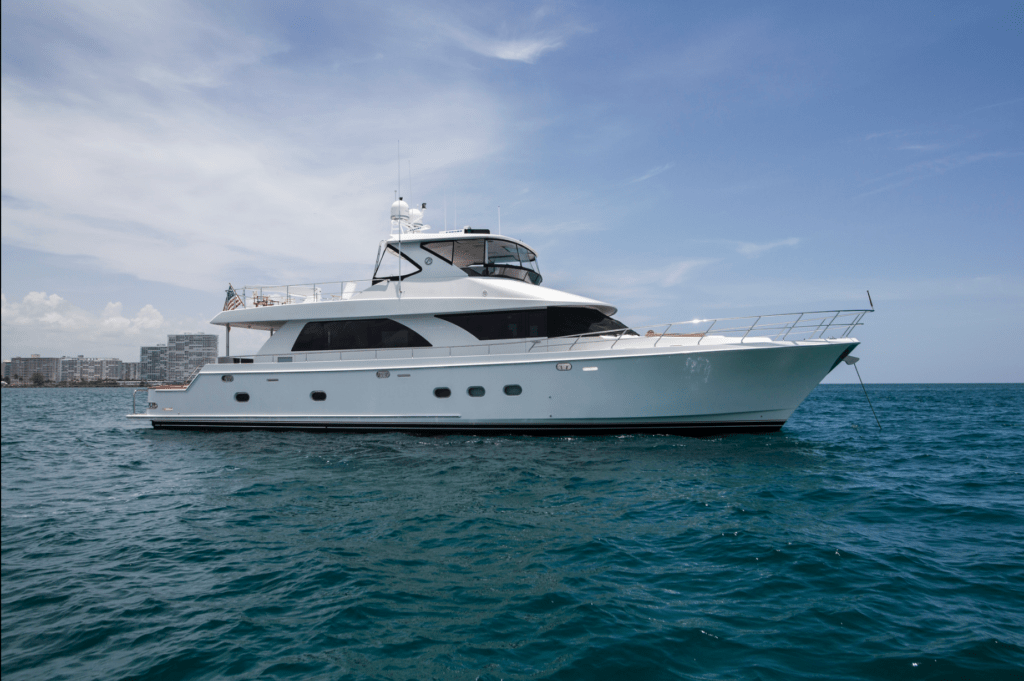 80 Ocean Alexander Available For Sale Worth Avenue Yachts