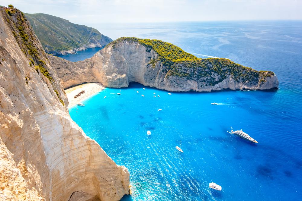 Ionian Islands Yacht Charter Worth Avenue Yachts