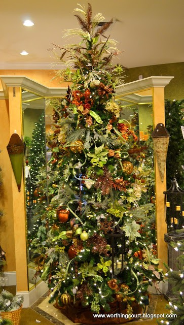 How To Decorate A Christmas Tree Designers Step By Step