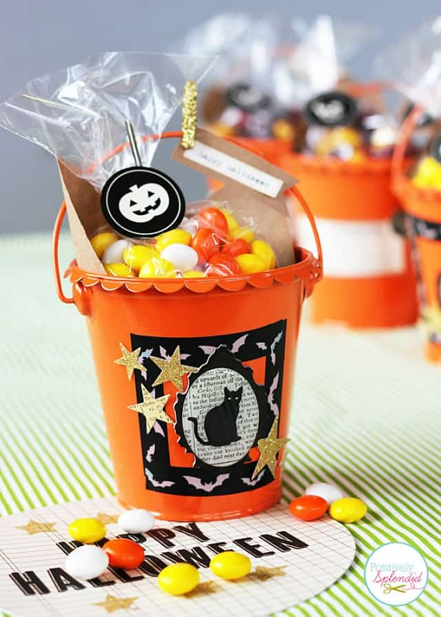 Thrill Trick Or Treaters With Any One Of These Diy Halloween Treat Bags