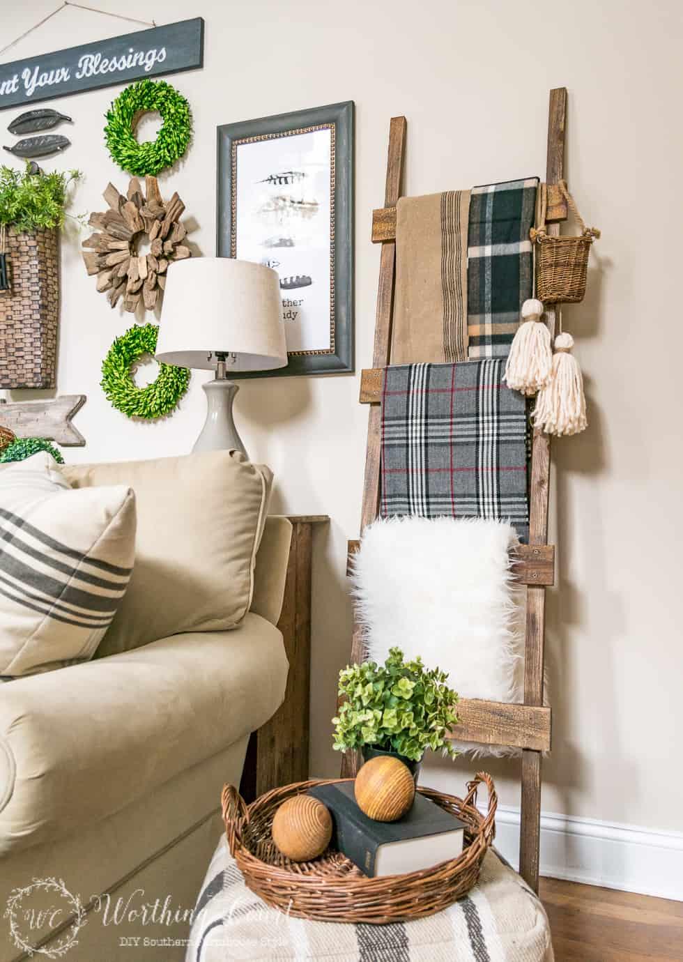 Farmhouse DIY Home Decor Ideas | The 36th AVENUE on Farmhouse Curtains Ideas  id=80403