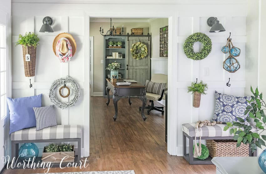 Wall Decor Ideas You May Never Have Thought Of   Worthing ... on Wall Decoration Ideas  id=44300