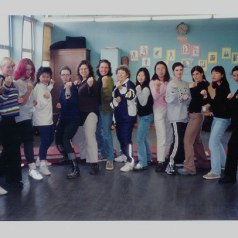 Self-Defense for Women Class CCSF circa l999
