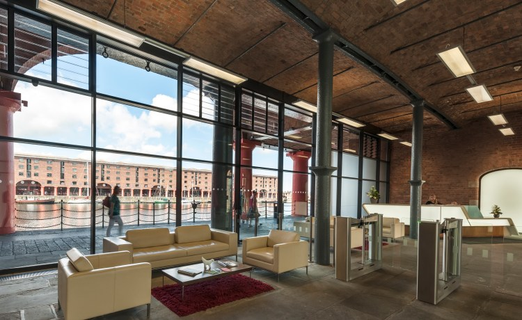 Smaller Earth relocate to Atlantic Pavilion, Albert Dock