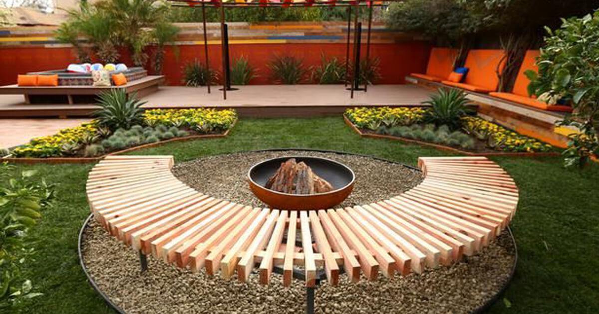 28 Backyard Seating Ideas | Worthminer on Back Patio Ideas On A Budget id=14138