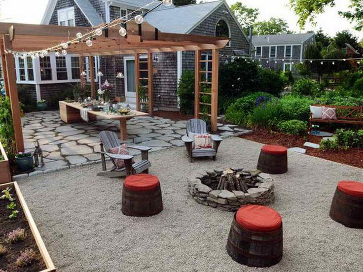 71 Fantastic Backyard Ideas on a Budget | Page 18 of 71 ... on Backyard Patios On A Budget id=20879