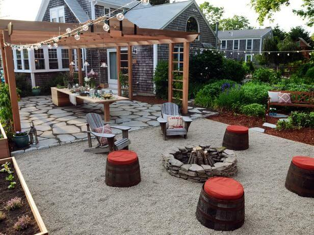 28 Backyard Seating Ideas | Page 17 of 28 | Worthminer on Back Garden Seating Area Ideas  id=31114