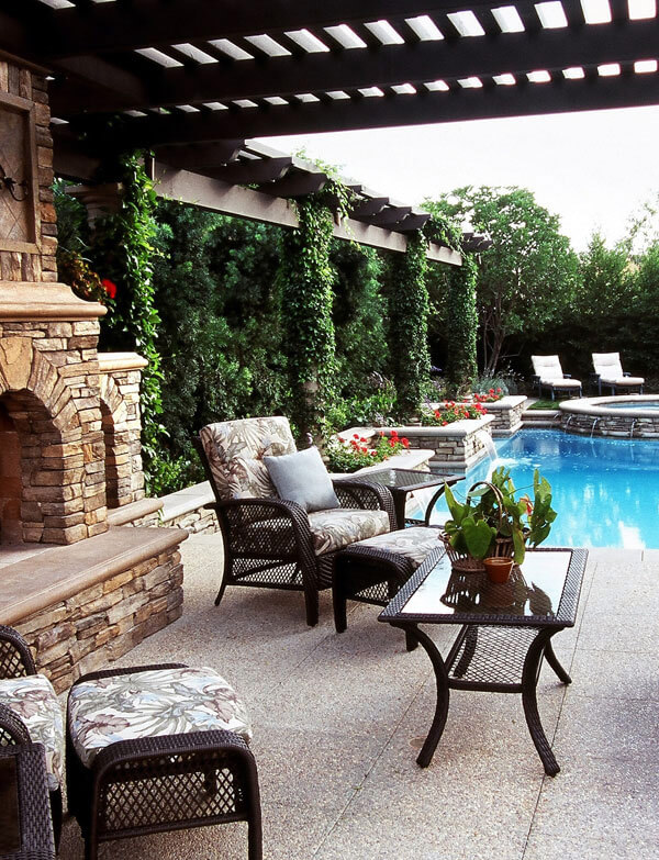30 Patio Design Ideas for Your Backyard | Worthminer on Backyard Yard Design  id=41733