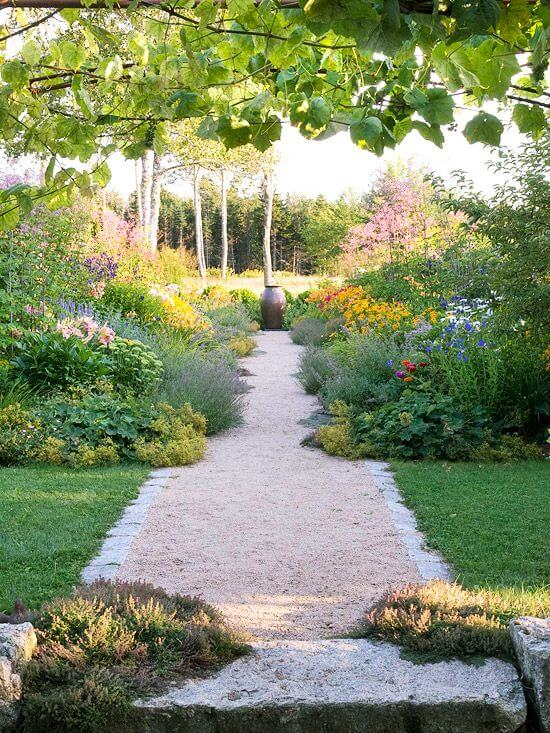 Easy walkway idea on Backyard Walkway Ideas id=39773