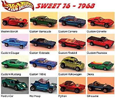 1968 Sweet 16
