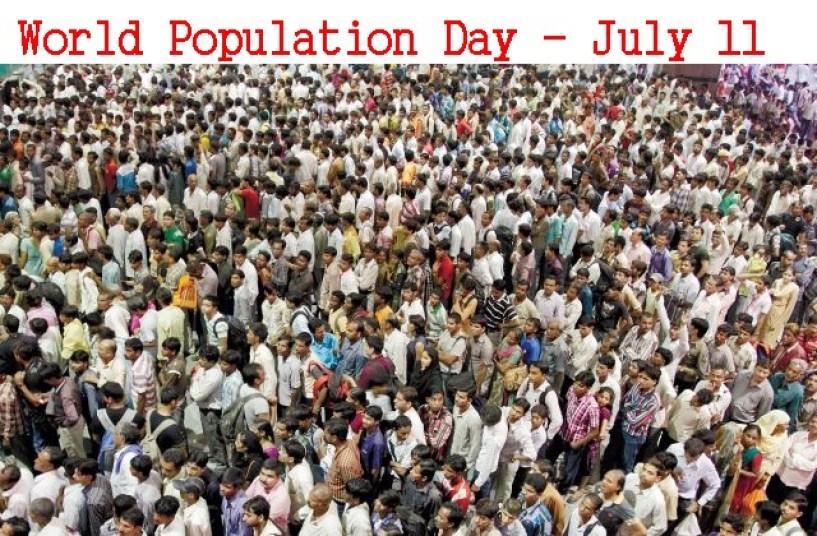 Image result for world population day