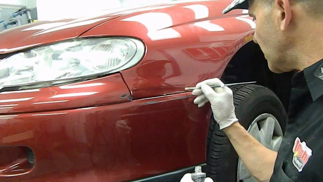 4 Best Choices For A Successful Car Paint Repair Worthview