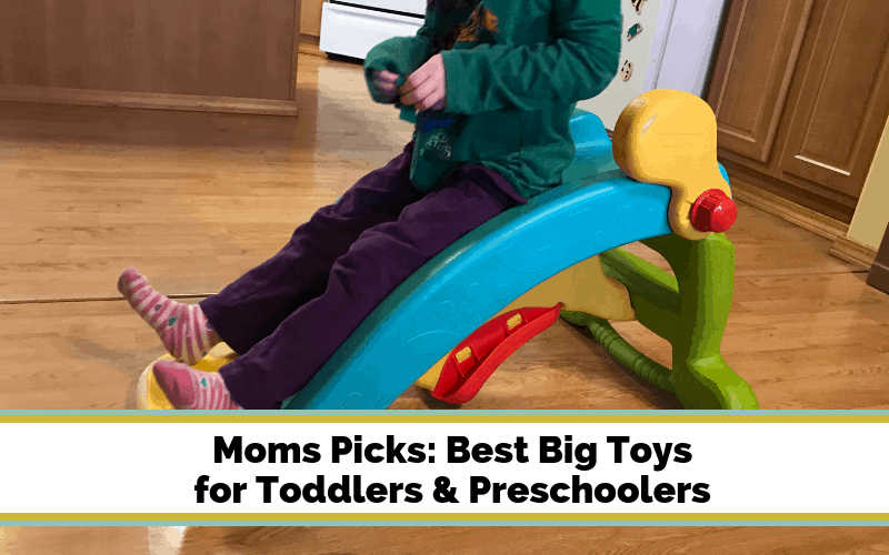 big toys for toddlers