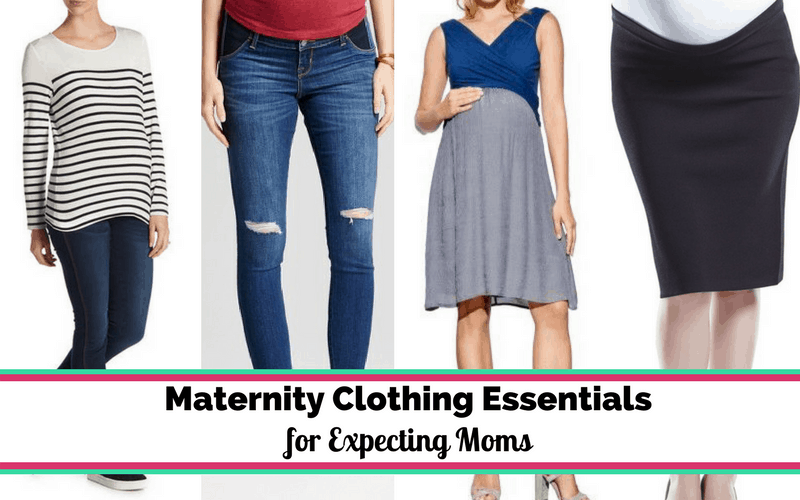 Maternity Clothing Essentials for Expecting Moms
