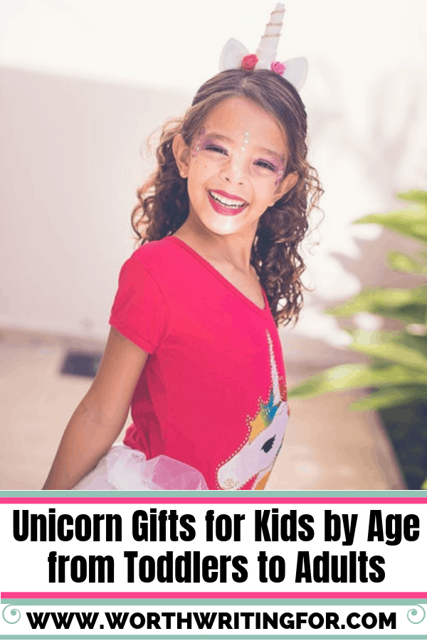 unicorn gifts by age