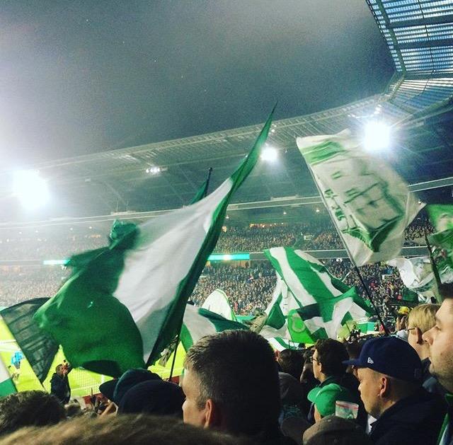 Die Heimat der Werder-Fans. (Foto: privat)
