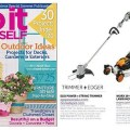 WORX Lawn Mower in Do It Yourself Magazine