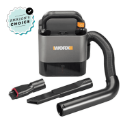 "Worx Cube Vac Named ""Best Overall Handheld Vacuum"" By Good Housekeeping Magazine"