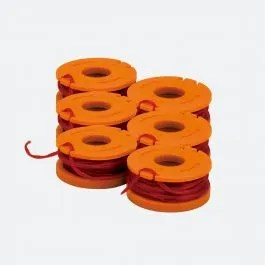 Free Trimmer / Edger Spools for Life 6-Pack WA0010 | WORX