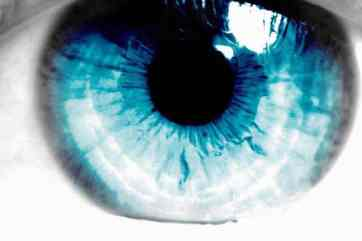fading image optical illusion eyes 2