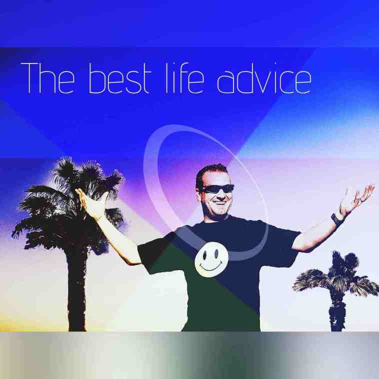 life advice front image