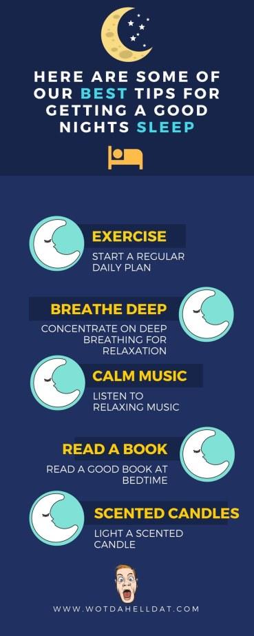 how to fall asleep, sleepless nights, Sleeping Tips, can't sleep, sleep deprivation, how to sleep infographic