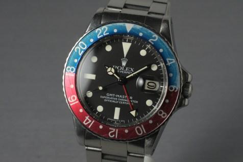 Rolex GMT Master ref 1675