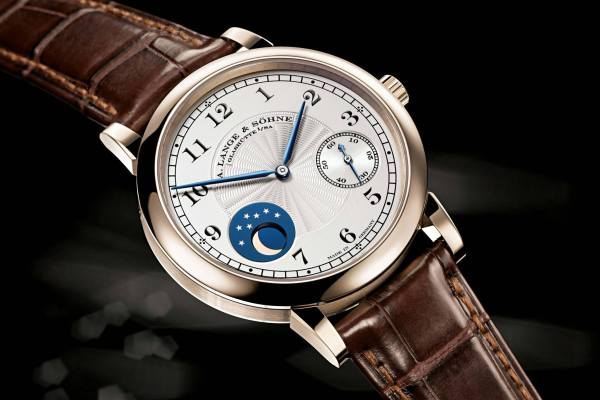 "1815 Moon Phase ""Homage to F. A. Lange"""