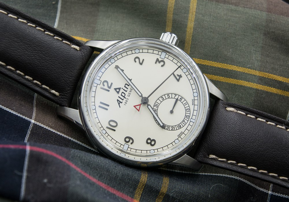 In The Flesh Alpina Tribute To KM Wound For LifeWound For Life - Alpina watches price