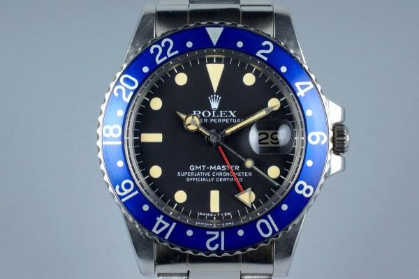 Rolex 1675 blueberry