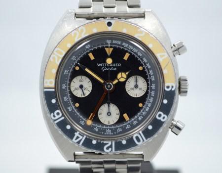 wittnauer GMT chrono