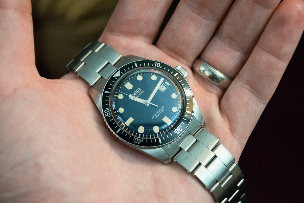 Oris Divers Sixty Five