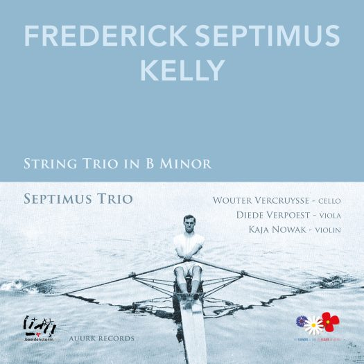 world premiere recording of Frederick Septimus Kelly's String Trio