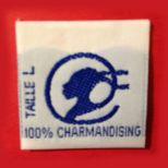 Taffeta Fabric Labels