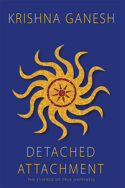 Detached attachment book cover