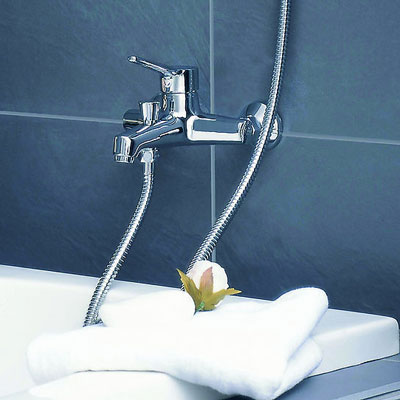 the basics of how to repair the bathtub faucet