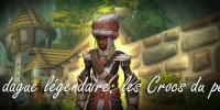Cataclysm - Patch 4.3 - dague legendaire