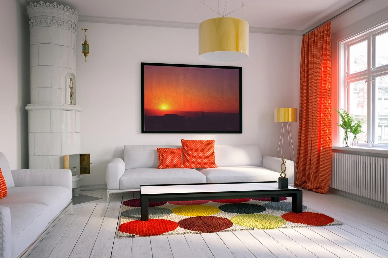 5 Decorating Ideas For Your Autumn Colored Living Room Wow