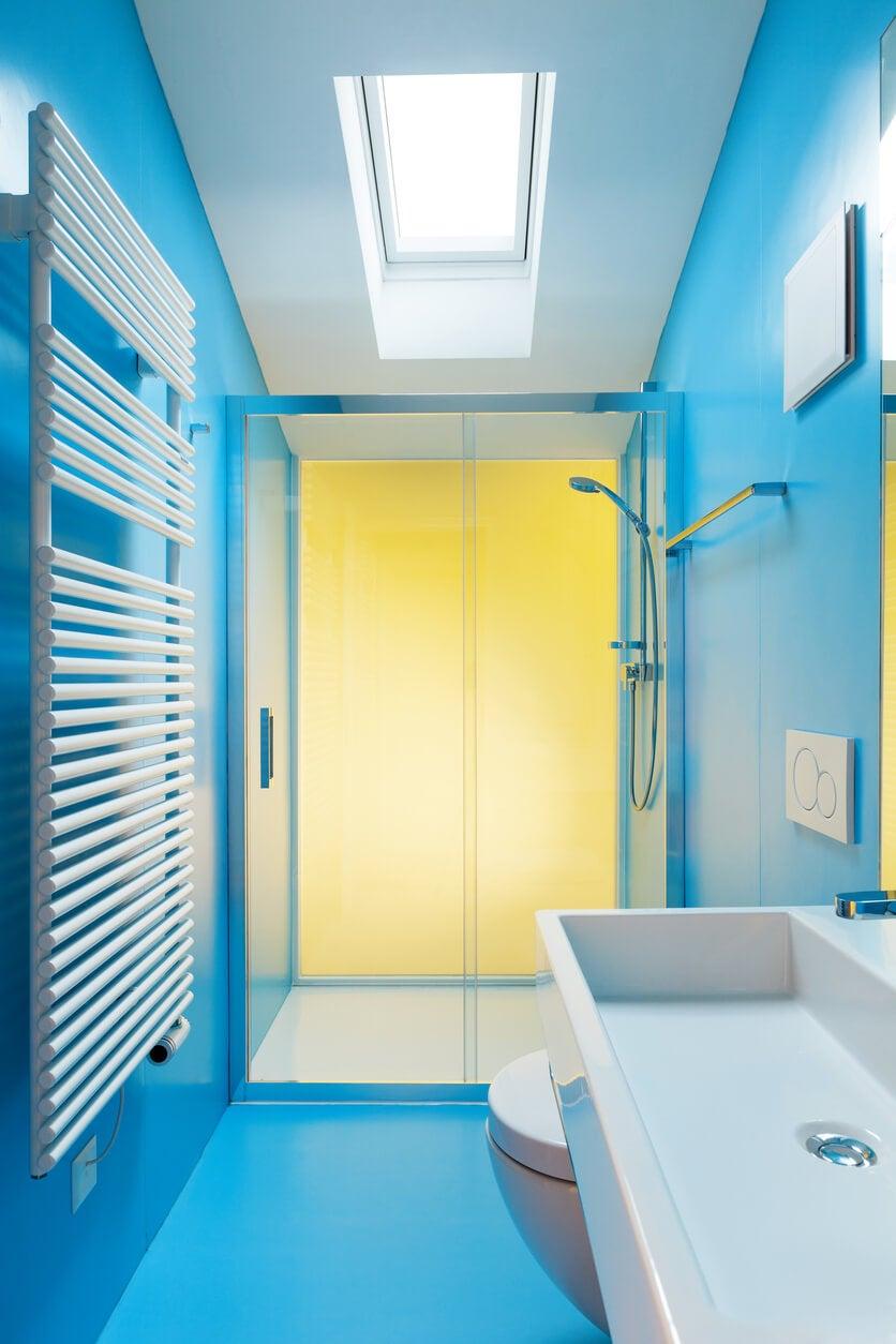 10 beautiful bathroom paint colors for your next on blue paint bathroom ideas exterior id=50593